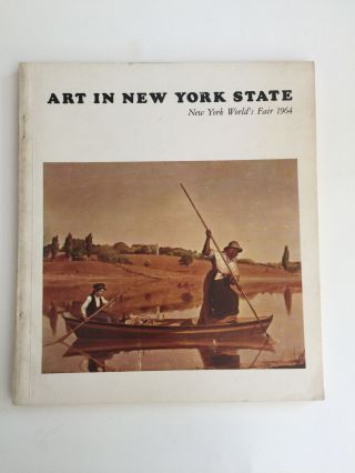 Art In New York State New York World's Fair 1964. n/a.