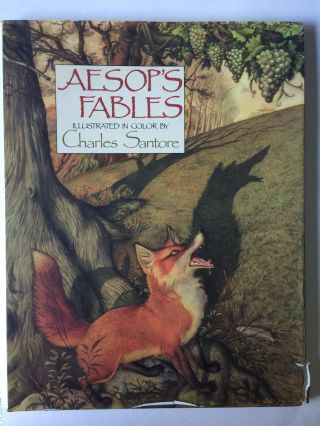 Aesop's Fables. Charles Santore.