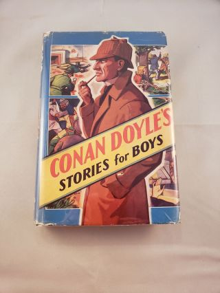 Conan Doyle's Stories For Boys. A. Conan Doyle