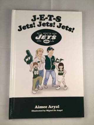 J-E-T-S Jets! Jets! Jets! Aimee and Aryal, Miguel De Angel, Brad Vinson.