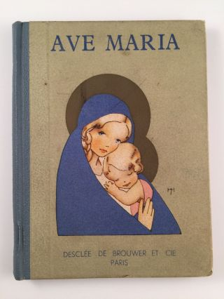 Ave Maria. Camille and Melloy, Jeanne Hebbelynck