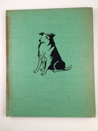 Jed The Shepherd's Dog. Agnes Sligh and Turnbull, Sari