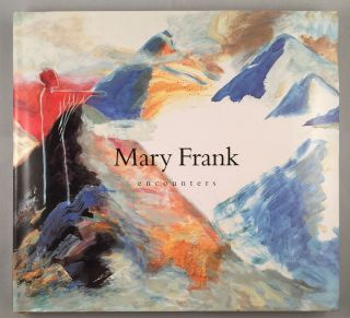 Mary Frank encounters. State University of New York NY: Neuberger Museum of Art Purchase College,...