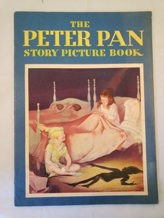 The Peter Pan Story Picture Book. Roy Best