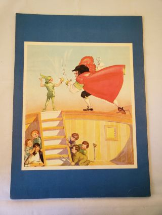 The Peter Pan Story Picture Book