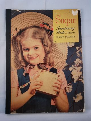 Sugar Sweetening Foods From Many Plants. Jane Dale