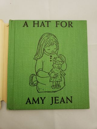 A Hat For Amy Jean