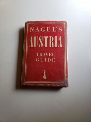 Austria. Nagel Travel Guide Series.