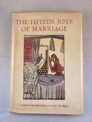 The Fifteen Joys Of Marriage. Elisabeth Abbott, Rene Ben Sussan
