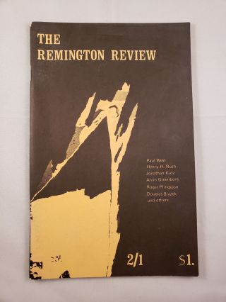 The Remington Review 2/1. various.