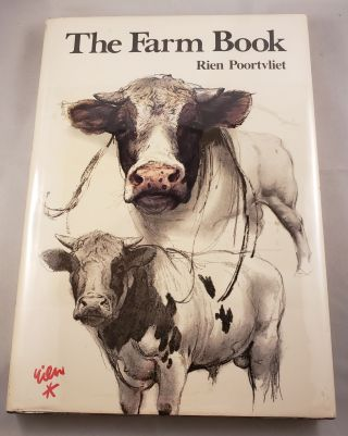 The Farm Book. Rien Poortvliet, Robert Elman