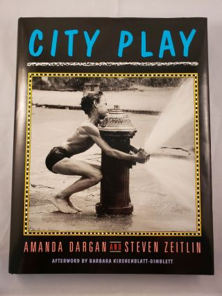 City Play. Amanda Dargan, Steven Zeitlin