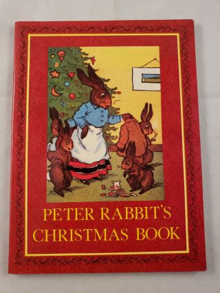 Peter Rabbit's Christmas Book. n/a