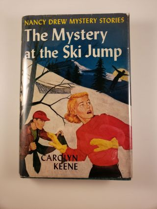 Nancy Drew Mystery Stories The Mystery At The Sky Jump. Carolyn Keene