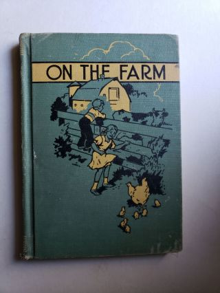 On the Farm. Marion L. Langham