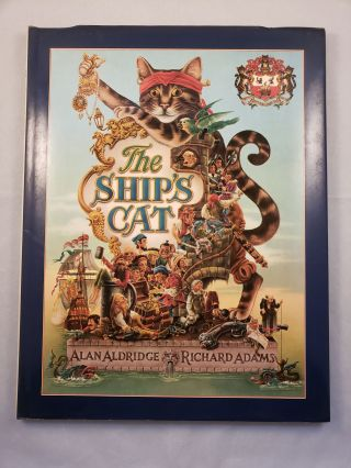 The Adventures & Brave Deeds of The Ship's Cat on the Spanish Maine Together with the Most...