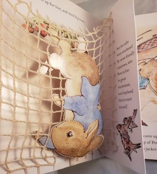 The Tale of Peter Rabbit A Pop-up Adventure
