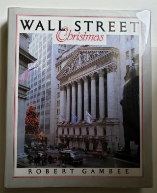 Wall Street Christmas. Robert Gambee