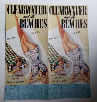Clearwater and its Beaches. Clearwater Promotion