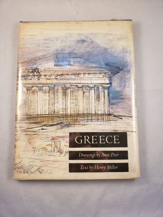 Greece. Henry and Miller, Anne Poor