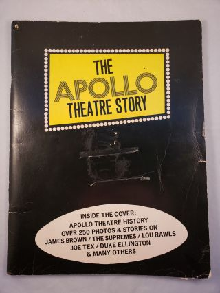 The Apollo Theatre Story. Apollo Theatre