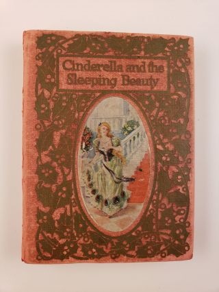 Cinderella & Sleeping Beauty Christmas Stocking Series. L. Frank Baum