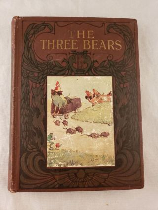 The Three Bears and Other Wonder Tales of Beasts From A Wonder Book of Beasts. F. J. Harvey Darton