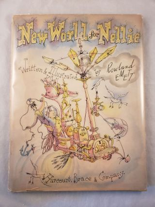 New World For Nellie. Rowland Emett