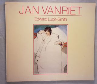 Jan Vanriet. Edward Lucie-Smith