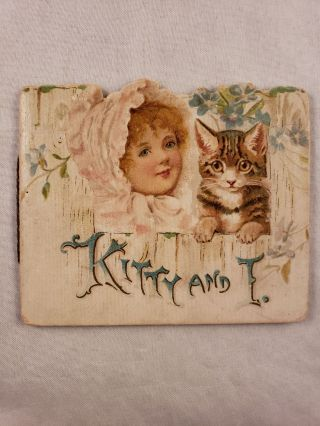 Kitty and I. Grace C. Floyd