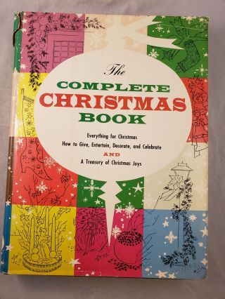 The Complete Christmas Book. Franklin Watts, William Ronin