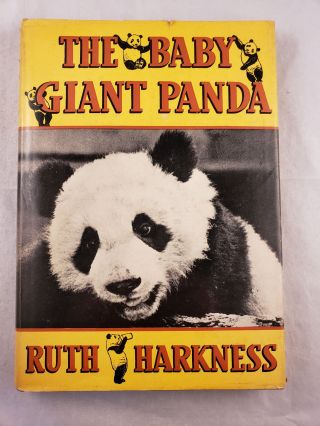 The Baby Giant Panda. Ruth Harkness