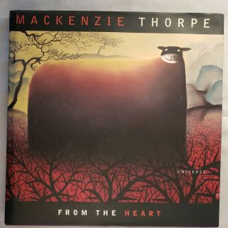Mackenzie Thorpe From the Heart. Mackenzie Thorpe