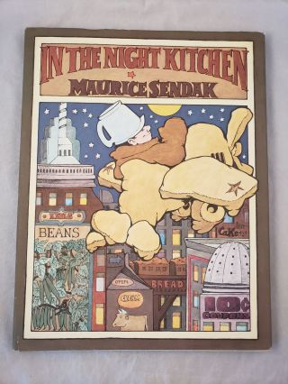 In The Night Kitchen. Maurice Sendak
