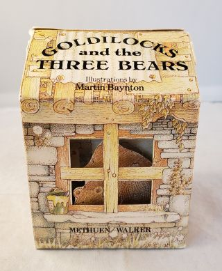 Goldilocks and the Three Bears. Martin Baynton