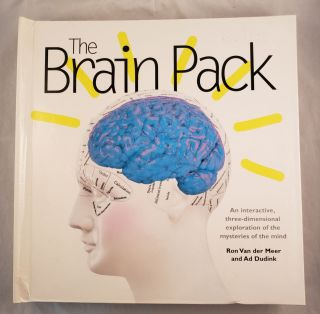 The Brain Pack An interactive, Three-dimensional exploration of the mysteries of the mind. Ron...