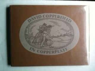 David Copperfield in Copperplate. Willilam Ross Cameron