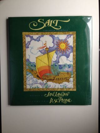 Salt A Russian Folktale. Jane Langton.