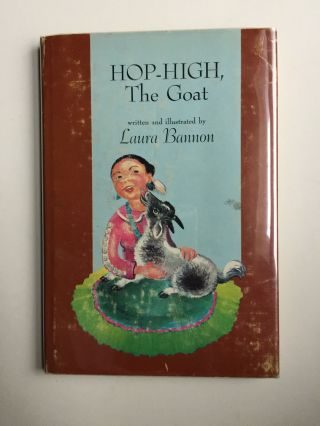 Hop-High, The Goat. Laura Bannon