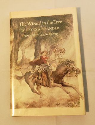 The Wizard In The Tree. Lloyd Alexander.