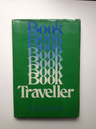 Book Traveller. Bruce Bliven, Jr.