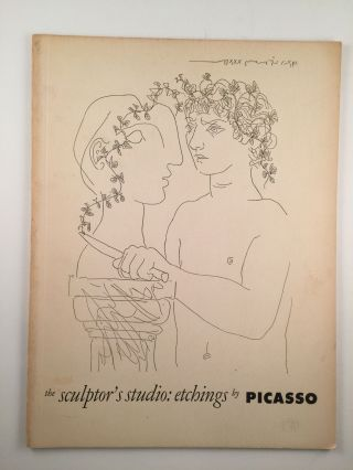 The Sculptor's Studio: Etchings by Picasso. New York: Museum of Modern Art