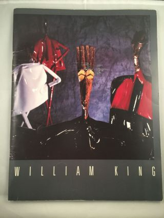 William King. no date New York: Terry Dintenfass Gallery